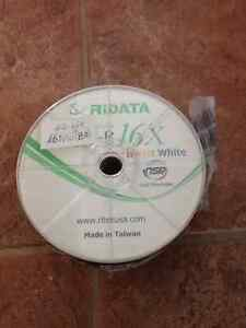 Ridata 120min/ 4.7 GB DVD-R for data and Video