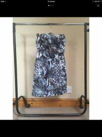 Lovely Miss Selfridge Leopard Print Dress
