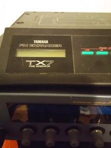 Rare Vintage Yamaha Tx7