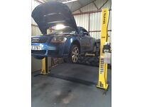 Car mechanic , reliable and experienced