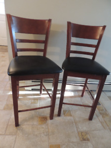 Bar Stools (set of 2 for $30)