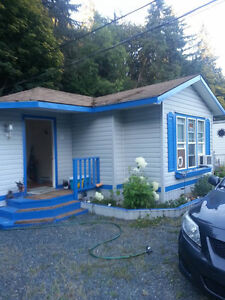 cute little place in port alberni park. owner motivated