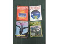 Flight International Magazines 70 issues.