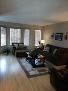 All-Inclusive fully furnished 3 bedroom home in Timberlea