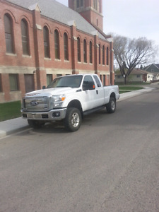 2011 F350 XLT supercab shortbox