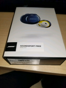 Bose Sound Sport Wireless Bluetooth headphones