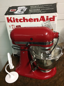 machine a socle kitchen aid