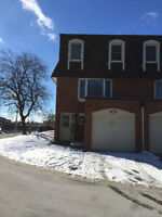 END UNIT TOWNHOME IN MILTON