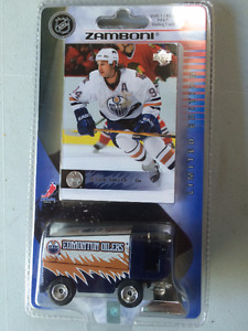 Ryan Smith Collectable - Player Card & Zamboni