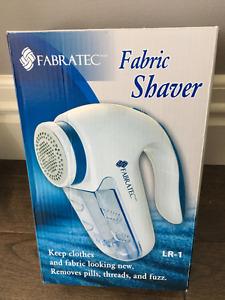 Brand New FABRATEC FABRIC SHAVER LINT FUZZ THREAD REMOVER