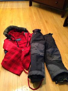 Habit d'hiver a vendre