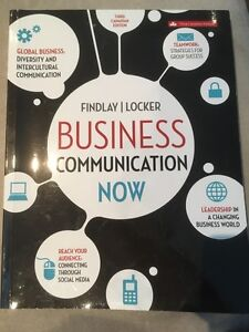 Business communication now 3rd edition