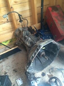 Ford V8 Transmission 5 speed