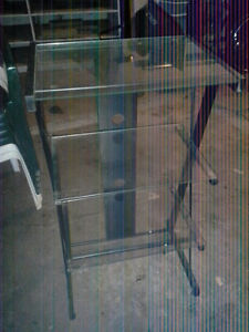 Glass Stand Free to go ASAP