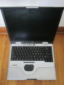 "15"" Compaq With Fresh Windows 7 and Warranty"