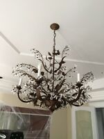 Chandelier & Light fixture installation, Best Prices