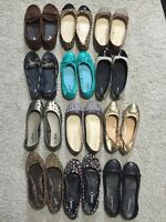 Ladies shoes $40 for all.
