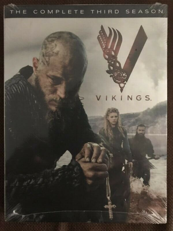 Disney Remote Jobs: Vikings Series Dvd Sets As Seen On The History Chanel
