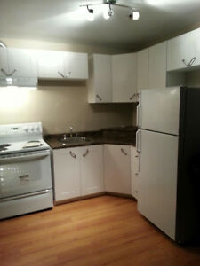 One bedroom apartment steps to new elementary school, Sobeys