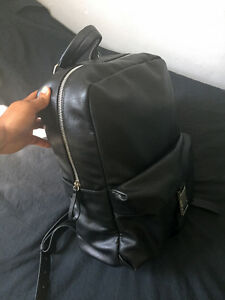 Zara (Faux Leather) Backpack