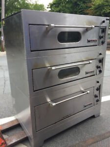 3 Garland Electric Deck Ovens. Pizza, Baking Etc...