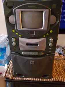 Karaoke cdg machine