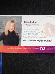 Professional Mortgage Services. Central Alberta.