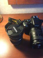 Nikon D5100 package