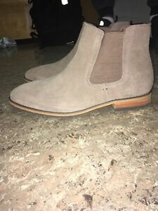 Chelsea boots (Tan)  size 10.5 Kitchener / Waterloo Kitchener Area image 5