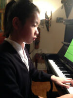 PIANO LESSONS FOR FOCUSSED STUDENTS