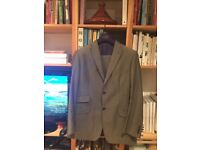 Ted baker Endurance gray 2 piece suit