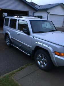 2006 jeep commander $5000 NEED GONE !