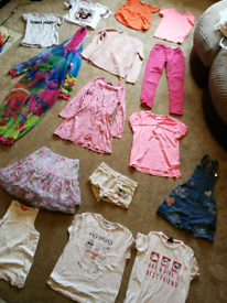 Bundle of girls clothes Age 9-10 incl Joules, next