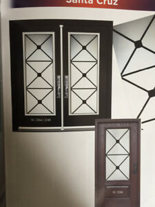 Glass inserts for doors Decorative glass stained Glass Wrought