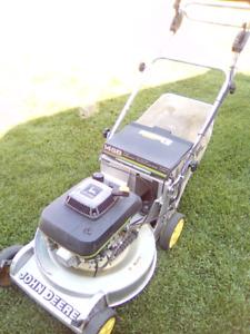 Wanted John Deere lawnmower