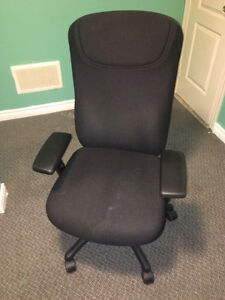 Selling 2 computer chairs great condition $25 each