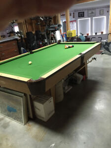 4X8 PlayMaster Pool Table