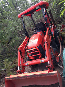 Be your own boss this winter with a Kubota B26