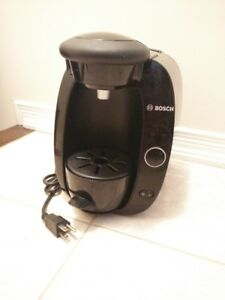 Bosch Coffee Machine($30) and Coffee Maker($20)
