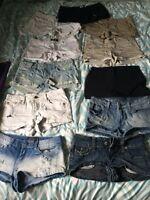 Ladies shorts- size 1