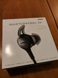 Bose QC30 Quiet Control Wireless Noise Cancelling Earphones