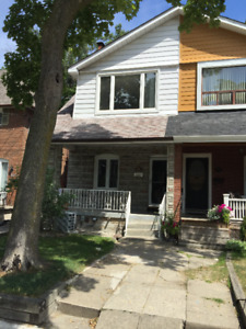 Whole house  3 Bedrooms for Rent in Bloor West Village