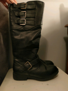 Size 9w Knee boots - Bottes hautes taille 9w