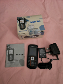 Nokia 2600 classic and Nokia 2680 slide on virgin brand new boxed).
