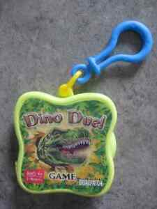 Dino Duel Game