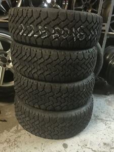 Winter tire megna grip 225/60/16.....close the shop1sth feb