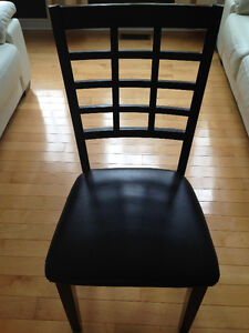 4 Dining Chairs, $10 each/ 4 for $40