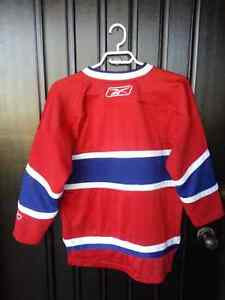 Montreal CANADIENS Habs jersey YOUTH Windsor Region Ontario image 3