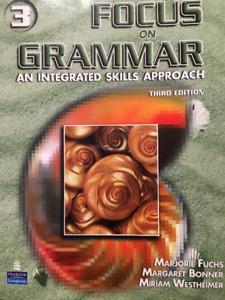 Focus on Grammar 3-Third Edition