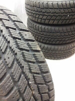 Pneus HIVER / WINTER tires - 175 70r13